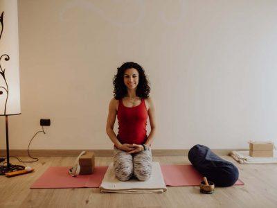 Marilisa Tassone - Insegnante yoga certificata